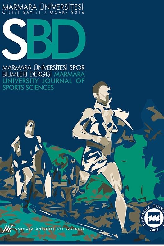 Marmara Üniversitesi Spor Bilimleri Dergisi