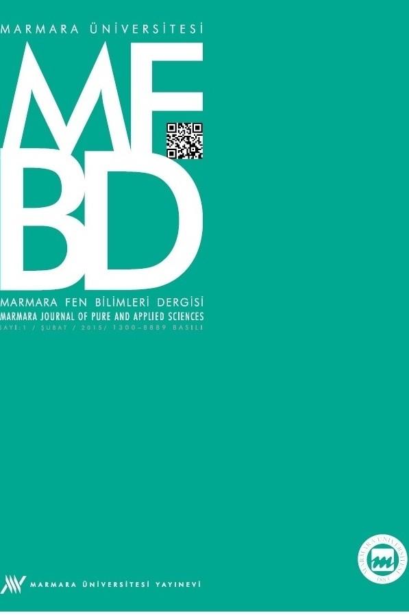 Marmara Fen Bilimleri Dergisi